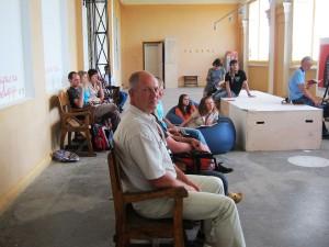 Лекция Игоря Гришина в Перми