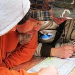 Звероящеры Пермского периода, река Вятка, аномальная зона Котельнич: над планом экспедиции