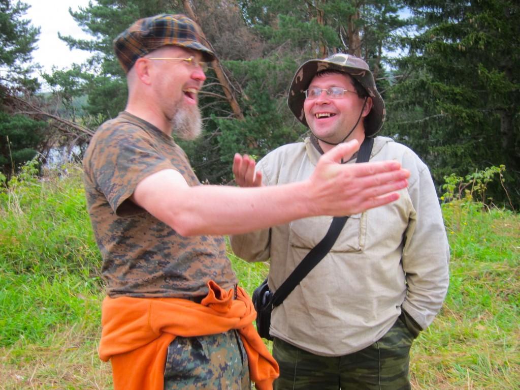 Звероящеры Пермского периода, река Вятка, аномальная зона Котельнич: радость находок